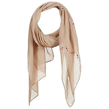 纺织配件 女士 围巾/披肩 André FLAMANT 米色
