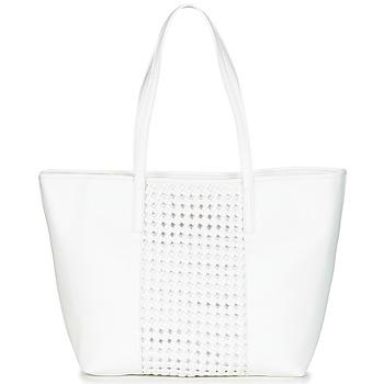 包 女士 購物袋 André ECLIPSE 白色