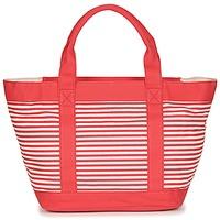 包 女士 购物袋 André JENNY 红色 / 白色