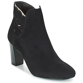 鞋子 女士 短靴 Bocage EMMANUEL 黑色