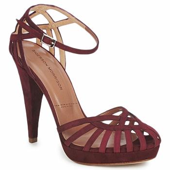 鞋子 女士 凉鞋 Sigerson Morrison 西格森莫里森 CAMOSO RUM