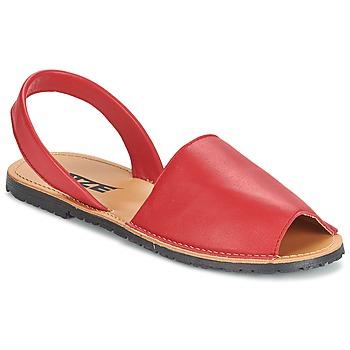 鞋子 女士 凉鞋 So Size LOJA 红色