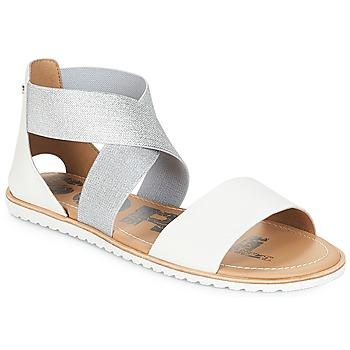 鞋子 女士 凉鞋 Sorel ELLA SANDAL 白色