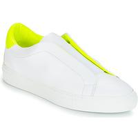 鞋子 女士 球鞋基本款 SAS EMY 103 KISS 白色 / 黄色