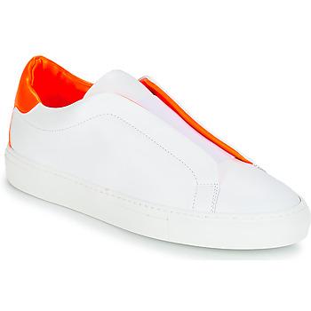 鞋子 女士 球鞋基本款 SAS EMY 103 KISS 白色 / 橙色
