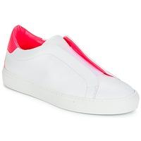 鞋子 女士 球鞋基本款 SAS EMY 103 KISS 白色 / 玫瑰色