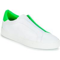 鞋子 女士 球鞋基本款 SAS EMY 103 KISS 白色 / 绿色