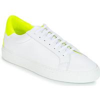 鞋子 女士 球鞋基本款 SAS EMY 103 KEEP 白色 / 黄色