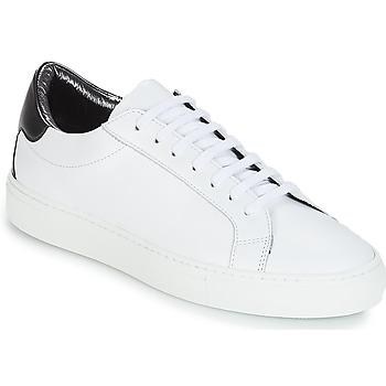 鞋子 女士 球鞋基本款 SAS EMY 103 KEEP 白色 / 银色