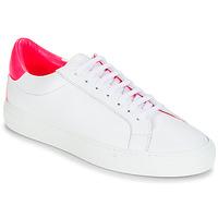 鞋子 女士 球鞋基本款 SAS EMY 103 KEEP 白色 / 玫瑰色
