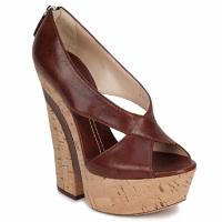 鞋子 女士 凉鞋 Casadei 卡萨蒂 ELEANORE 棕色