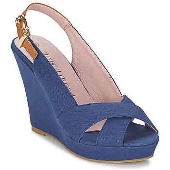 鞋子 女士 凉鞋 Moony Mood AKOLM 海蓝色