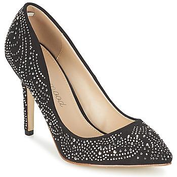 鞋子 女士 高跟鞋 Moony Mood SARATI 黑色