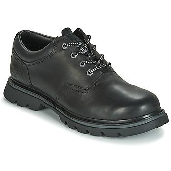 鞋子 男士 德比 Caterpillar OVERTAKE 黑色