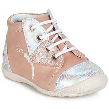 鞋子 女孩 高帮鞋 GBB VERONA 玫瑰色