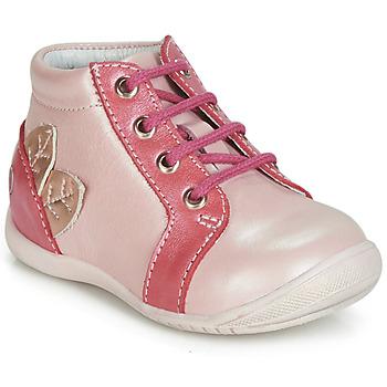 鞋子 女孩 高帮鞋 GBB FRANCKIE 玫瑰色