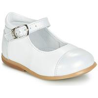 鞋子 女孩 平底鞋 GBB BELISTO 白色
