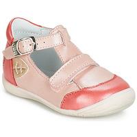 鞋子 女孩 平底鞋 GBB ZENNIA 玫瑰色