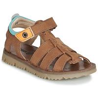 鞋子 男孩 凉鞋 GBB PATHE 棕色