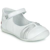鞋子 女孩 平底鞋 GBB MALLA 白色