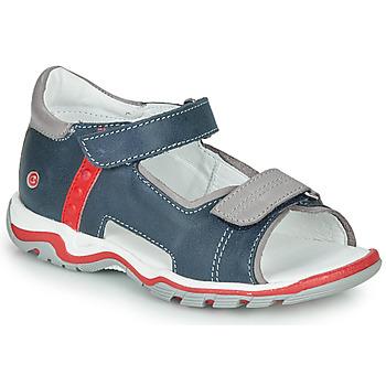 鞋子 儿童 凉鞋 GBB PARMO 蓝色