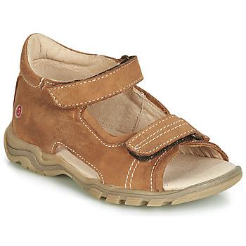 鞋子 儿童 高帮鞋 GBB PARMO 棕色