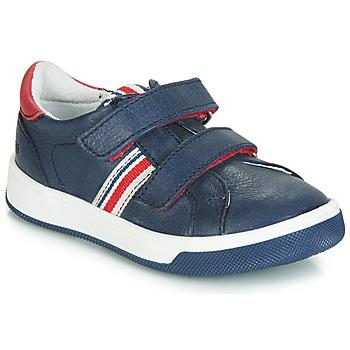鞋子 男孩 球鞋基本款 GBB NEVIS 蓝色