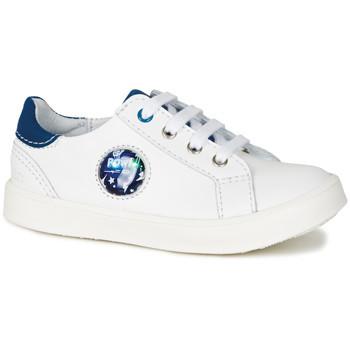 鞋子 男孩 球鞋基本款 GBB URSUL Vte / 白色-蓝色 / Led