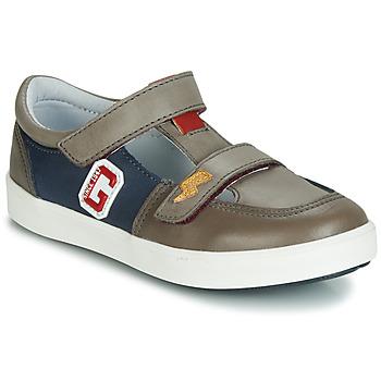 鞋子 男孩 球鞋基本款 GBB VARNO 灰色