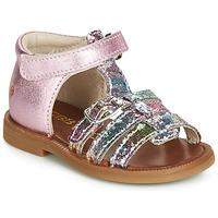 鞋子 女孩 涼鞋 GBB PHILIPPINE 玫瑰色