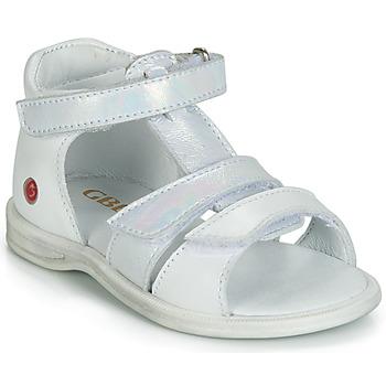 鞋子 女孩 凉鞋 GBB NAVIZA 白色