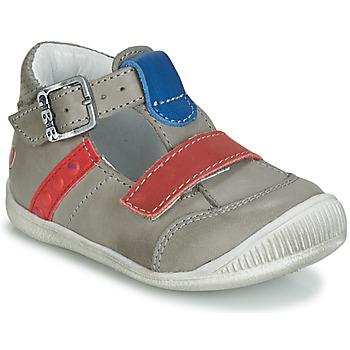 鞋子 男孩 凉鞋 GBB BALILO 灰色 / 蓝色 / 红色
