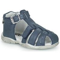 鞋子 男孩 凉鞋 GBB ARIGO 海蓝色