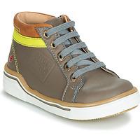 鞋子 男孩 高帮鞋 GBB QUITO 灰色 / 黄色