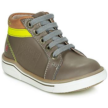 鞋子 男孩 高幫鞋 GBB QUITO 灰色