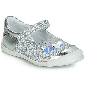 鞋子 女孩 平底鞋 GBB SACHIKO 银灰色