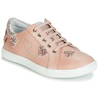 鞋子 女孩 球鞋基本款 GBB ASTOLA 玫瑰色