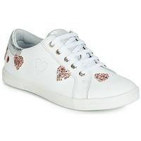 鞋子 女孩 球鞋基本款 GBB ASTOLA 白色