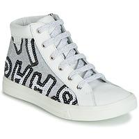 鞋子 女孩 高帮鞋 GBB MARTA 白色