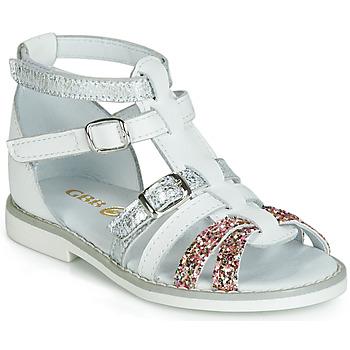 鞋子 女孩 凉鞋 GBB MONELA 白色