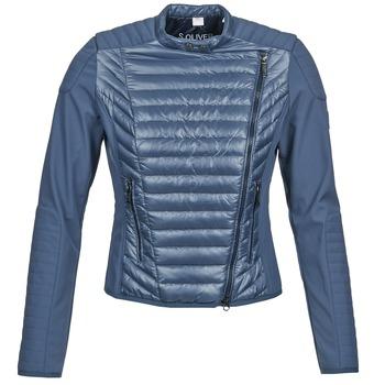 衣服 女士 外套/薄款西服 S.Oliver JONES 蓝色