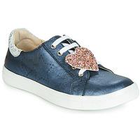 鞋子 女孩 球鞋基本款 GBB MUTA 蓝色
