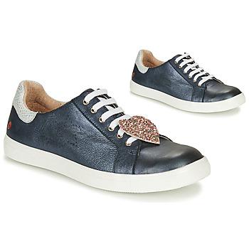 鞋子 女孩 球鞋基本款 GBB MUTA 海蓝色