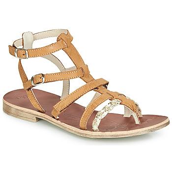 鞋子 女孩 凉鞋 GBB NOVARA 棕色
