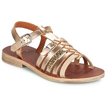 鞋子 女孩 凉鞋 GBB BANGKOK 金色
