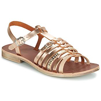 鞋子 女孩 凉鞋 GBB BANGKOK 玫瑰色 / 金色