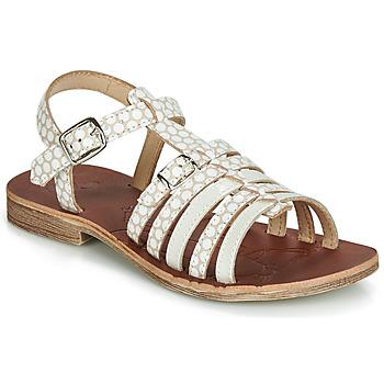 鞋子 女孩 凉鞋 GBB BANGKOK 白色 / 米色