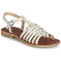 鞋子 女孩 凉鞋 GBB BANGKOK 米色 / 白色