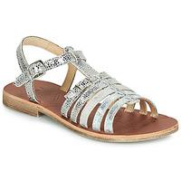 鞋子 女孩 凉鞋 GBB BANGKOK 银灰色