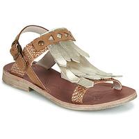 鞋子 女孩 涼鞋 GBB ACARO 棕色 / 金色